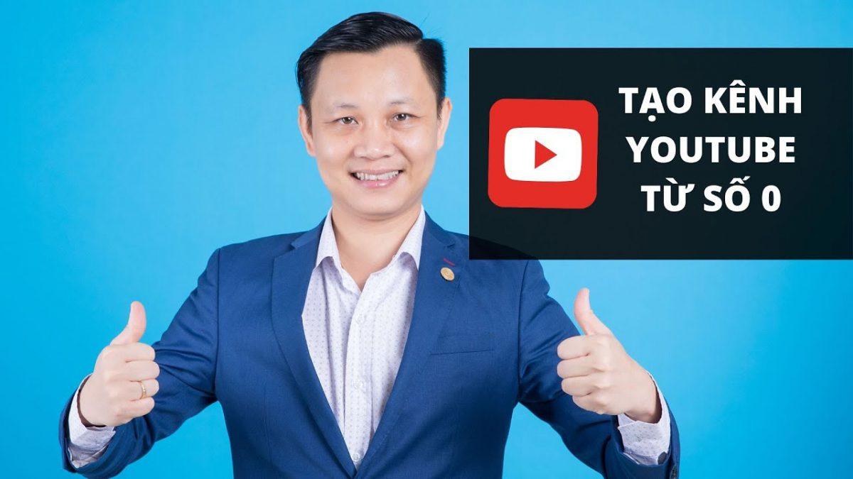 Hướng dẫn cách tạo và trang trí kênh YouTube cơ bản cho người mới bắt đầu