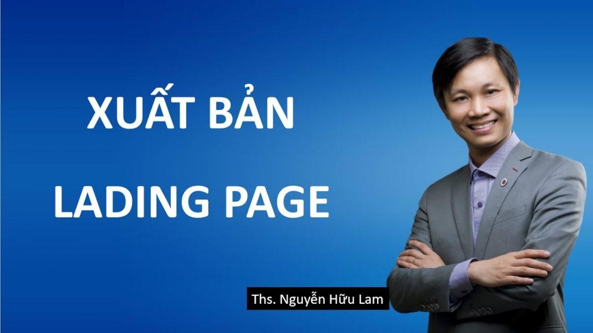 Landing Page (Phần 6) – Hướng dẫn xuất bản Landing Page với Ladipage