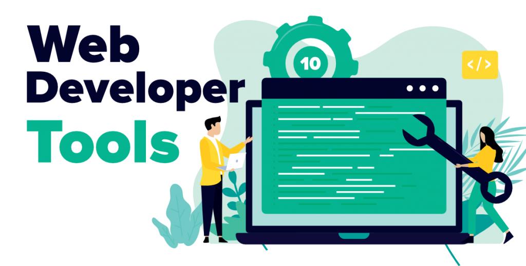 Sử dụng Web Developer để kiểm tra heading