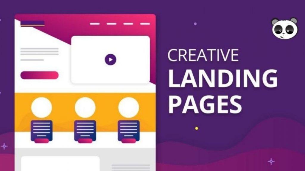 thiết kế landing page chạy quảng cáo google ads