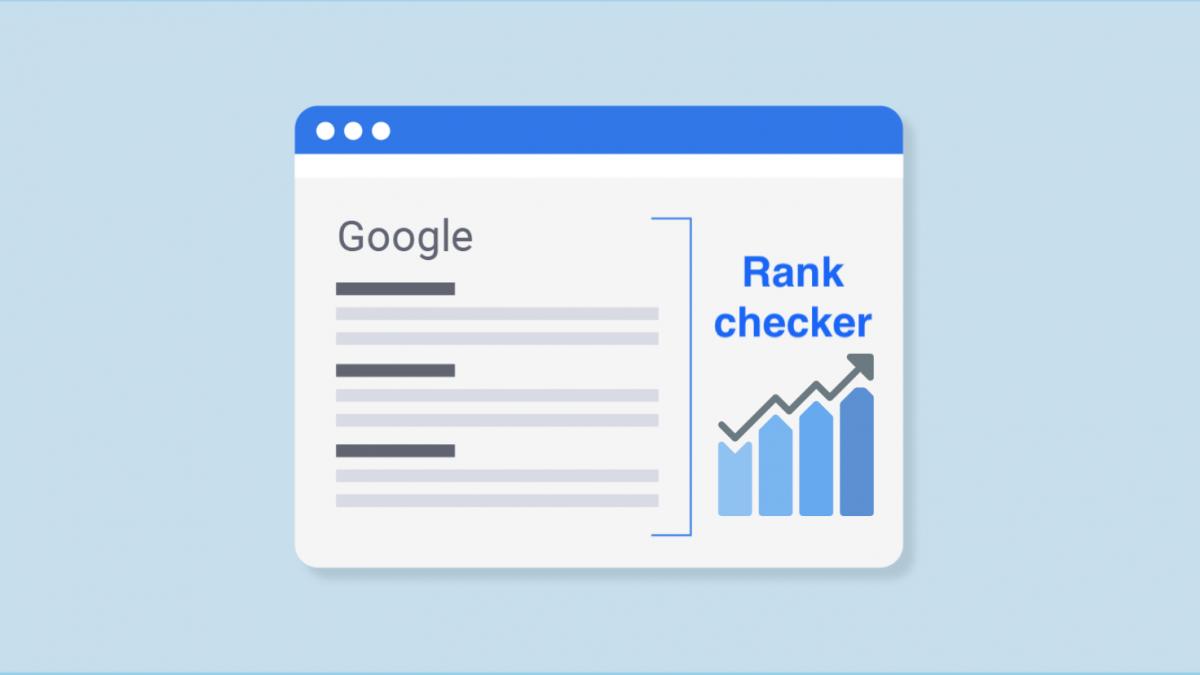 Hướng dẫn sử dụng phần mềm SEO Rank Checker kiểm tra thứ hạng từ khoá